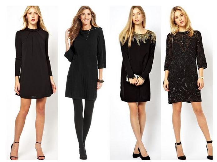 Маленькое черное платье 2015
