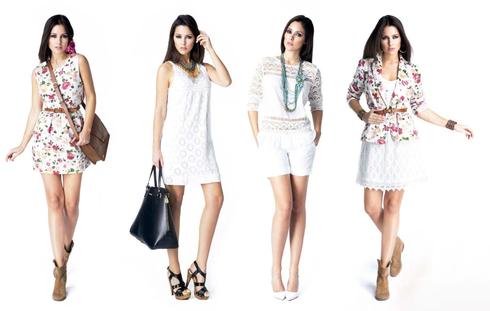 Женская Одежда Лето Фото
