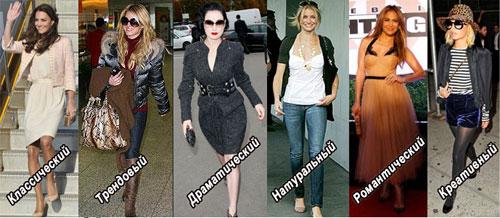 тест какой у тебя стиль одежды с картинками что ощущает